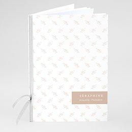 Boekomslag voor doopboekjes Delicatesse