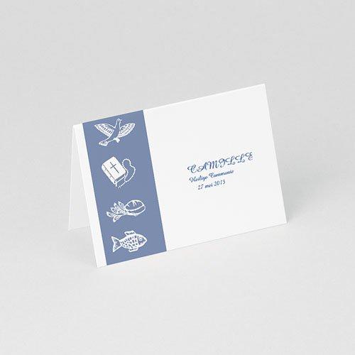 Plaatskaartjes Communie - Doopbeker 75726 thumb