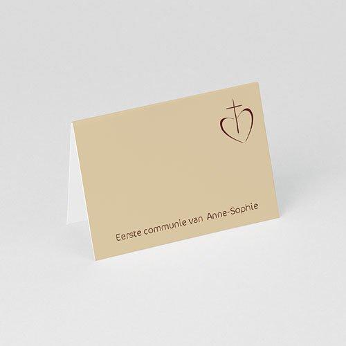 Plaatskaartjes Communie De hand van de Heer gratuit