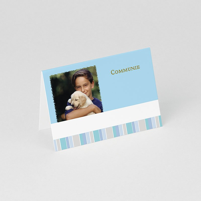 Tafelkaartjes Communie tot Hem gratuit