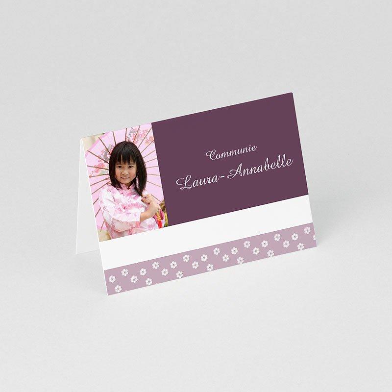 Plaatskaartjes Communie - Om met jullie te delen 75821 thumb