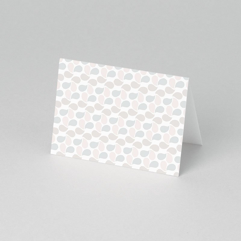 Plaatskaartjes doopviering Doopsel 2128 pas cher