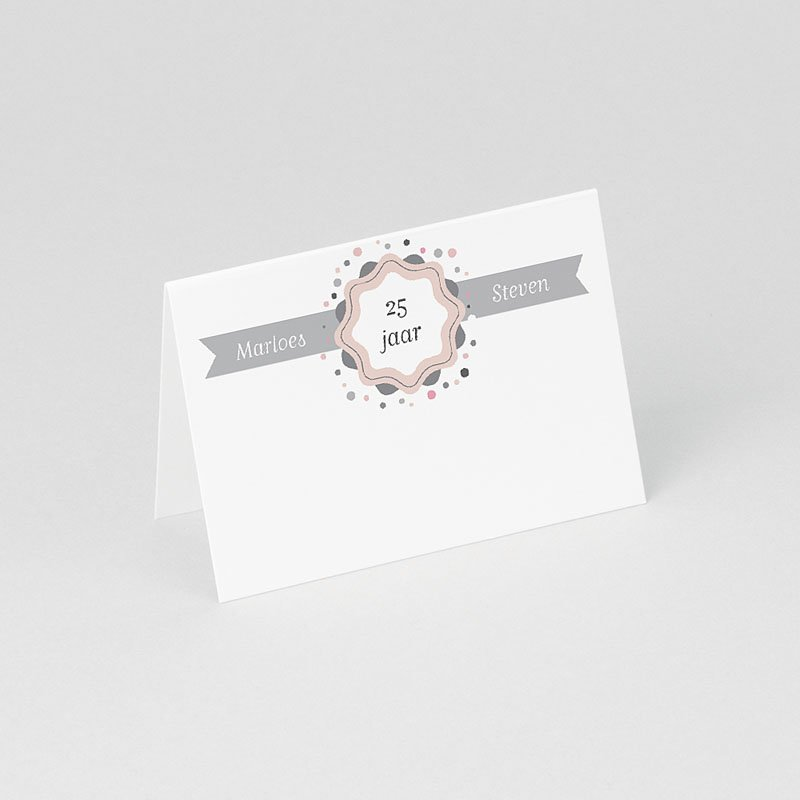 Personaliseerbare plaatskaartjes voor verjaardag - delen met ons 75891 thumb