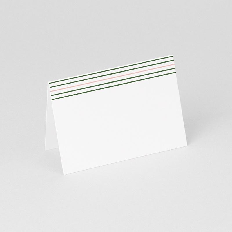 Tafelkaartjes Bruiloft Onder een prieel gratuit