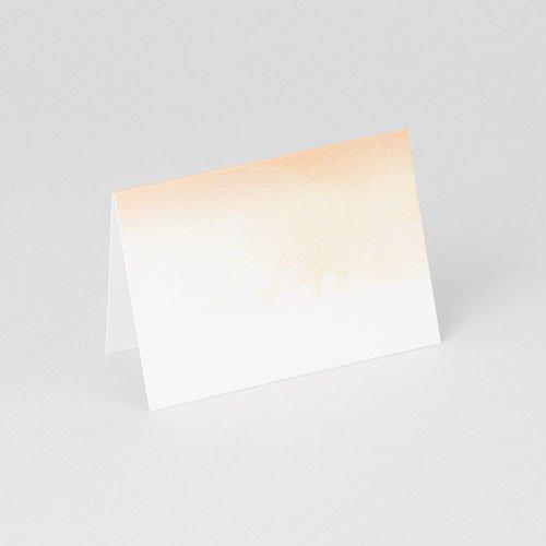 Tafelkaartjes Bruiloft Sunset gratuit
