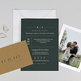 Aankondiging Huwelijk Groen & Kraft