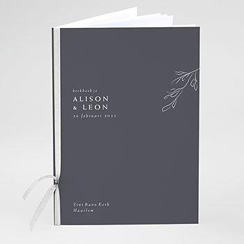 Boekomslag voor kerkboekje Kinfolk inspiratie