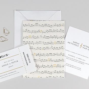 Originele trouwkaarten - Muziek - 0