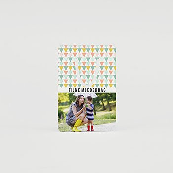 Boekenlegger Triangles colorés