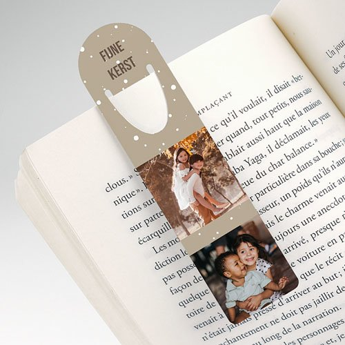 Boekenlegger Foto-personaliseerbaar cadeau/object pas cher
