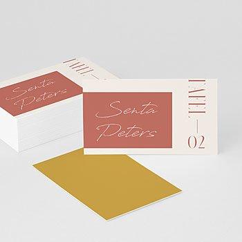 Tafelkaartjes huwelijk Perfecte unie