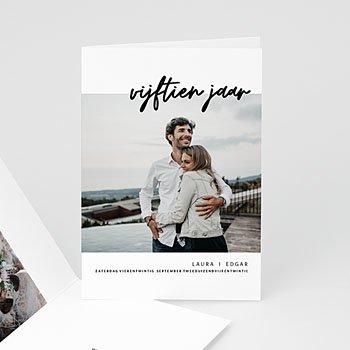 Jubileumkaarten huwelijk Kristallen huwelijk - 15 jaar