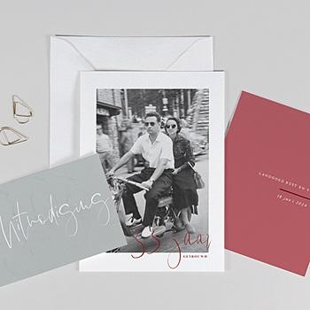 Jubileumkaarten huwelijk Koraal huwelijk - 35 jaar
