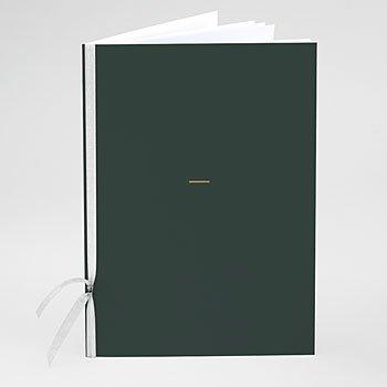 Boekomslag voor kerkboekje Groen & Kraft