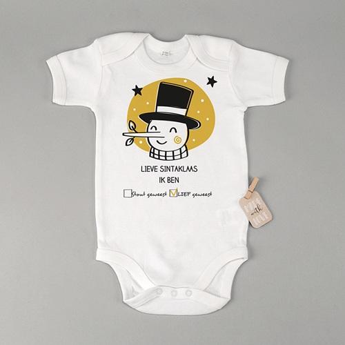 Gepersonaliseerde Baby Bodysuits Pinocchio