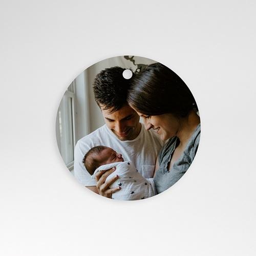 Geschenk Etiket Geboorte Onze liefste