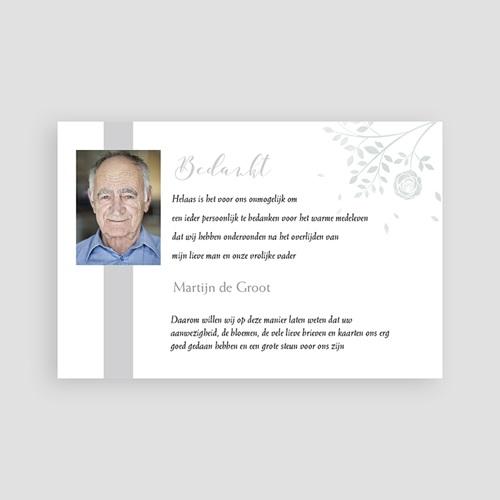Universele Bedankkaartjes Overlijden Kersenbloesem pas cher