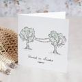 Natuur Trouwkaarten Mama en papa gaan trouwen
