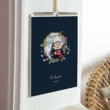 Muurkalender - Wandkalender Kerstmis, 3 foto's per maand - 0
