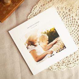 Natuurlijk vierkant fotoboek - Natuur, vierkant, 20 x 20 cm - 0