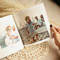 Natuurlijk vierkant fotoboek Natuur, vierkant, 20 x 20 cm gratuit