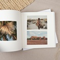 Natuurlijk vierkant fotoboek Natuur, vierkant, 20 x 20 cm