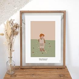 Posters - Emmanuel, 30 x 40 cm - 0