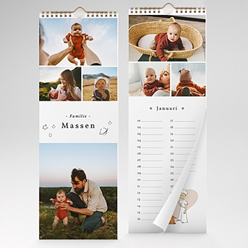 Fotokalender De Kleine Prins - Renard & Petit Prince, jour après jour - 0