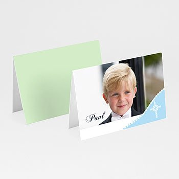 Plaatskaartjes Communie - Om de hoek - 1