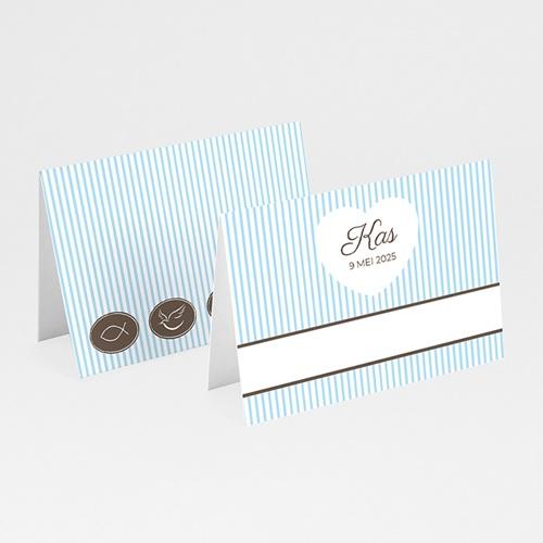 Plaatskaartjes Communie Communie design
