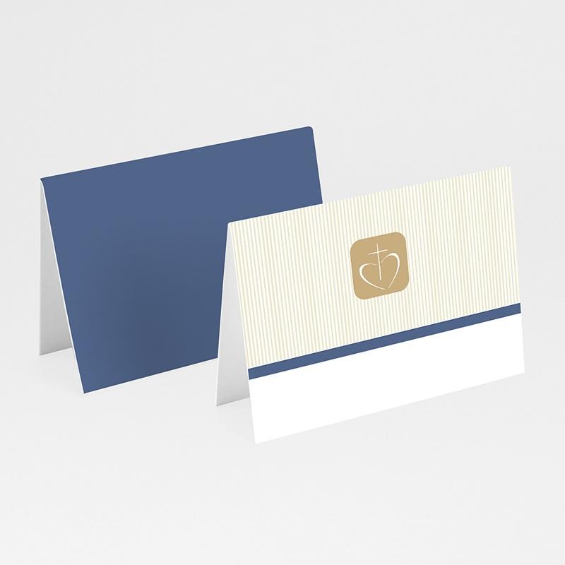 Plaatskaartjes communie eigentijds beige - Eigentijds object ...