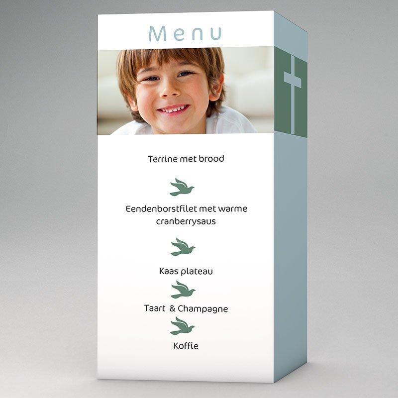 Menukaart communieviering - Communieviering staand 9945 thumb