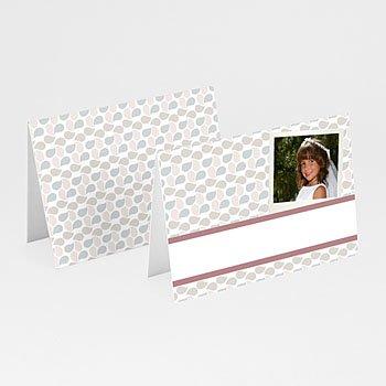 Plaatskaartjes Communie - Communie à la carte - 1