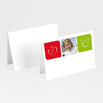 Plaatskaartjes Communie - Moderne communie - 1