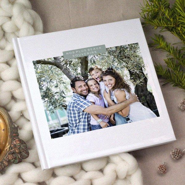 Fotoboeken Vierkant 30x30 cm