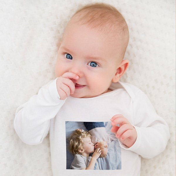 Gepersonaliseerde Baby Bodysuits