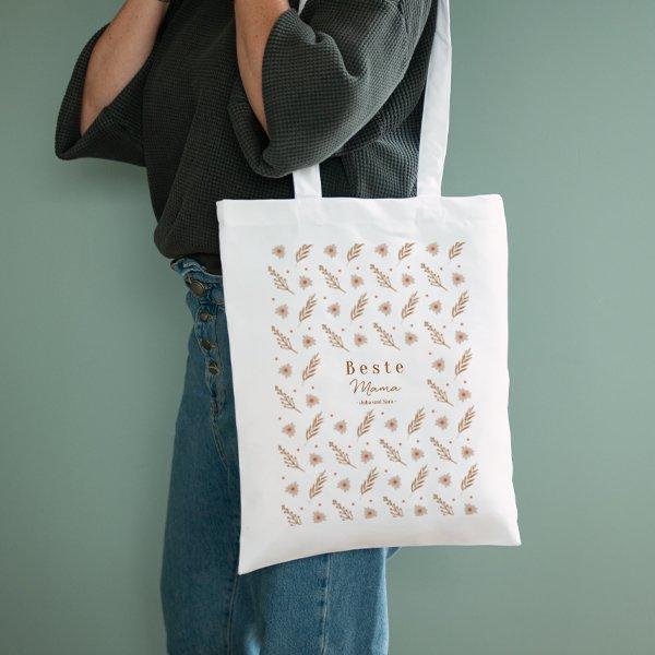 Gepersonaliseerde Tote Bag