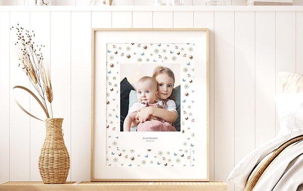 Poster kinderkamer De Kleine Prins