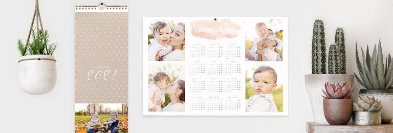 Kalender Jaaroverzicht