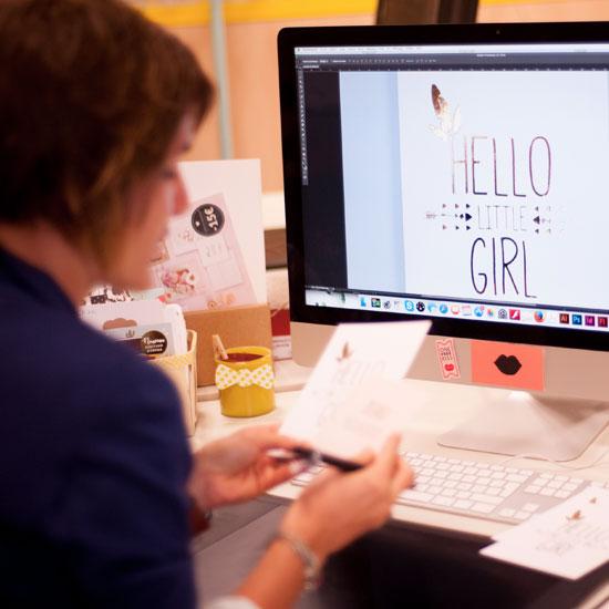 Onze grafische vormgevers